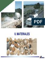 SueloCemento - Materiales