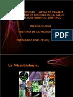 2 El Mundo Microbiano