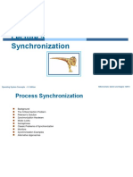 5 Synchronization Study on Operating Systems অপারেটিং সিস্টেম