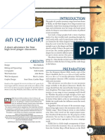 D&D 3.0 Level High Adventure - Icy Heart 2