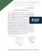 Consejo Educativo Los Límites 2017