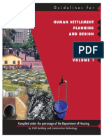 Guideline For Human Settlement Planing and Design Volume 1.pdf