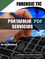 Portafolio Forensic TIC