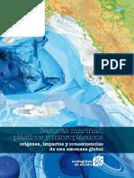 Informe basuras marinas