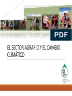 9AgriculCambioClimatMINAGRI