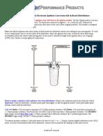 Installing Hot Spark Bosch