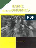 Adda Cooper 2003 Dynamic Economics