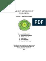 LAPORAN SEMINAR Thalasemia.docx