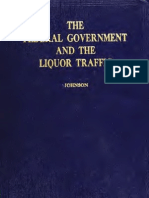 (1911) The Federal Government and the Liquor Traffic
