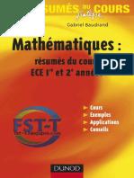 Mathematiques Fst t.com