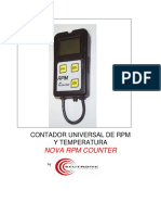 1-Manual de Usuario Nova Rpm Counter