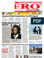 Prince George's County Afro-American Newspaper, July 03, 2010