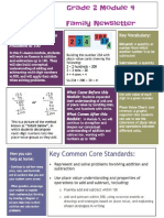 Module 4 Homework | Common Core State Standards Initiative | Subtraction