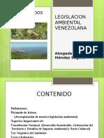 Ley Orgánica del Ambiente.