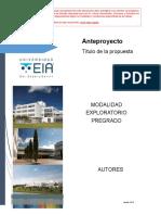 1Plantilla Anteproyecto PropuestaTG Exploratorio Julio 2016