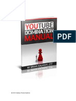 YouTube Domination Manual