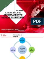 presentacion HIGIENE