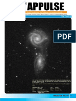 May-June 2010 issue of the Appulse (Philippine Astronomical Society newsletter).