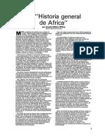 Africa en Su Historia — Unesco