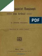 Vechile Manastiri Romanesti din Ardeal.pdf