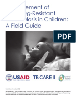 Management MDR in Children. Field Guide. Nov 2012
