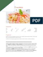 Ingredientes Para Tallarin a Lo Alfredo[1]