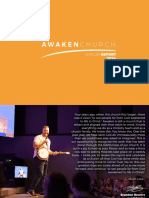 2016 Awaken Church Annual Report