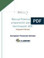 FINANZAS 250 Preguntas EFPA - Asesor Financiero Europeo - Ricardo Ruiz Huerga - TechRules EFA