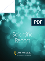 2016 Scientific Report