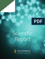 2016 Scientific Report