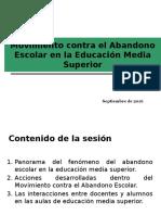 México-yo No Abandono-sandra Sánchez