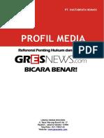 Contoh Company profile Media Online - GN Company Profile