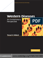 Western Diseases, An Evolutionary Perspective - Tessa M. Pollard