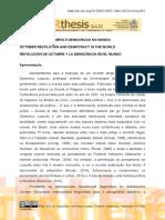 Domenico Losurdo - Revolução Russa e Democracia No Mundo