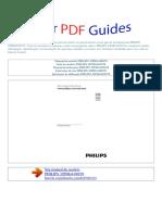 Manual Do Usuário PHILIPS 32PHG4109 78 P