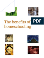 The Benefits of Homeschooling