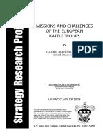 Battlegroups UE