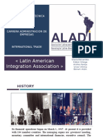 International Trade Aladi