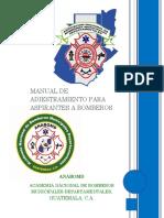 Manual Bomberos ASONBOMD Guatemala