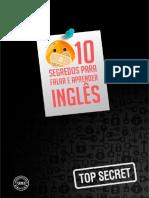 10 SEGREDOS PARA FALAR INGLÊS.pdf
