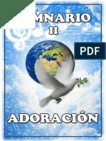 LIBRO 550 ALABANZAS NUEVA EDICIÓN MEJORADA 2017 -ADORACIÓN