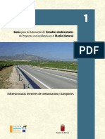 Guia Estudios Ambientales en Infraestructuras Terrestres FUNDICOT
