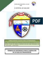 TDR IE11027 Baldera San Jose