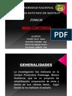 Mina Contonga