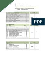 Aproveitamento de Lista Chamada Publica n 001 2017 Anexo i Quadro de Vagas