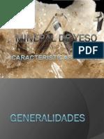 Mineral de Yeso