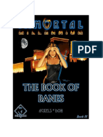 Immortal Millennium - Book of Banes