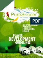 Player Development Guidelines