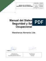 Manual Sso6