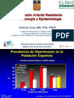 2014hipertensin Arterial Resistentef Isiopatologa y Epidemiologia